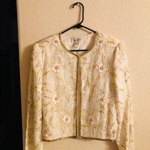 Vintage Laurence Kazar Jacket. Size L